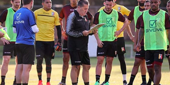 COPA AMÉRICA 2021 / Selección Vinotinto ajusta detalles antes del encuentro de este jueves 17  frente a Colombia