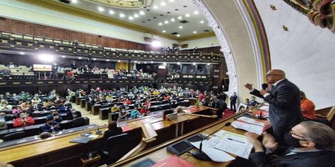 AN aprueba Ley Orgánica del Agua en Primera Discusión