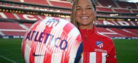 Deyna Castellanos se incorpora al Atlético de Madrid para iniciar la pretemporada