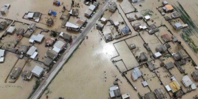 Al menos ocho muertos dejan inundaciones en Irán