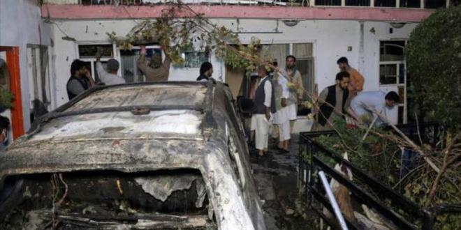 """""""Daños adicionales"""": EEUU justifica muerte de niños en ataque a Kabul"""