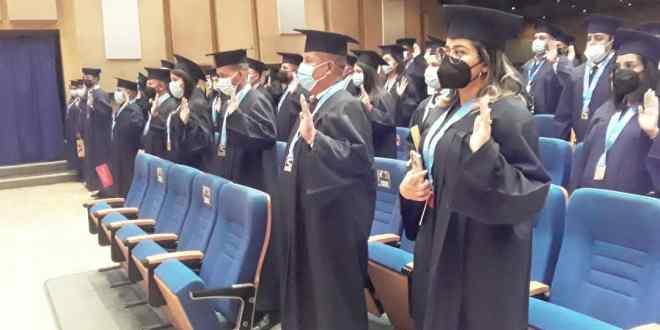 UNES Lara graduó más de 60 nuevos profesionales en Seguridad
