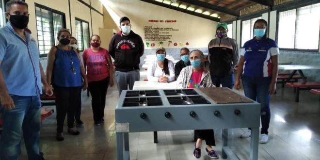 Alcaldía de Iribarren dota a 22 comedores colectivos en Barquisimeto