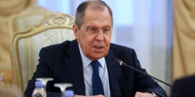 Lavrov: Rusia no tolera presencia militar de EEUU en Asia Central