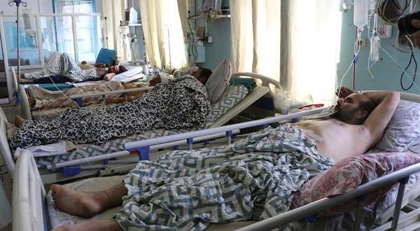 Aumenta a 95 los fallecidos tras ataque terrorista explosivo en aeropuerto de Kabul