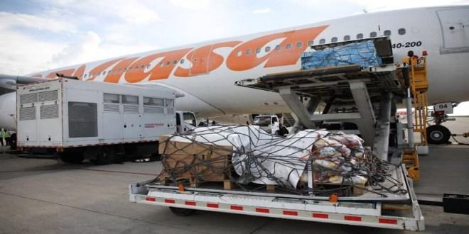 Haití recibe primera carga de alimentos y agua potable que envió Venezuela