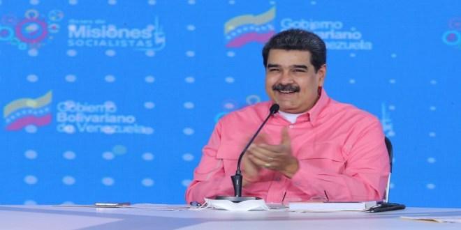Presidente Maduro: El mundo no puede ser de guerras ni violencia, debe ser de paz