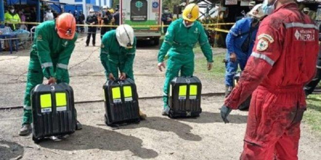 Confirman la muerte de 12 trabajadores por explosión de mina de carbón en Colombia