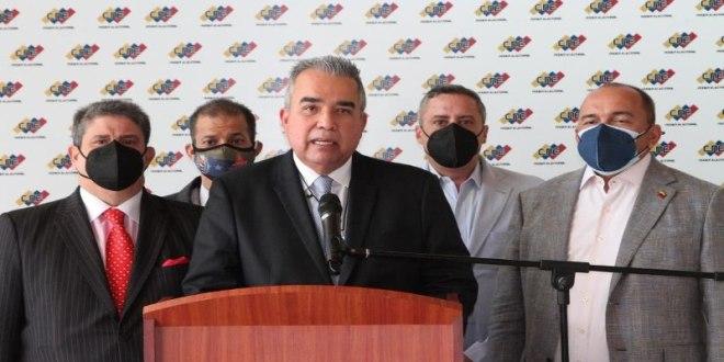 Comisión de diálogo de AN respalda proceso que viene desarrollando el CNE de cara al 21Nov
