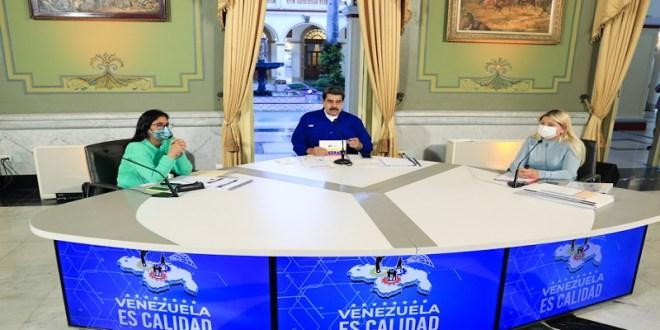 Presidente Maduro: Venezuela está en el camino de su recuperación y crecimiento rumbo a la economía real