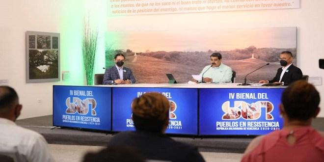 Ejecutivo Nacional ordena descolonizar lugares simbólicos del país