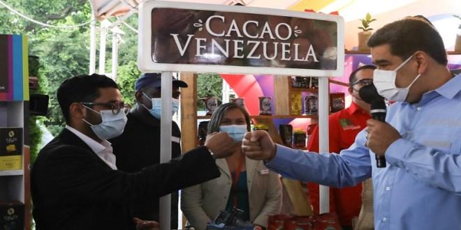 Presidente Maduro: Avanzamos en el trabajo conjunto con empresarios con un objetivo 'producir todo en Venezuela'