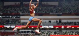 YULIMAR ROJAS: récord olímpico, récord mundial y medalla de oro en Tokio