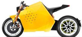 China lanza una nueva motocicleta robótica impulsada por energía eléctrica que podrá conducirse por sí misma