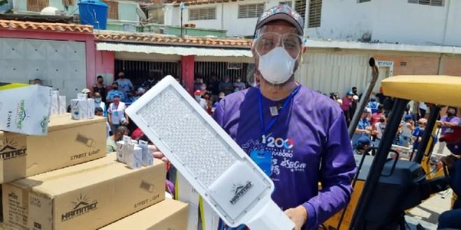 Gobierno Bolivariano invierte más de Bs. 250 mil millones en obras para el pueblo de Lara