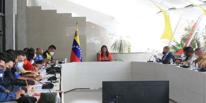 Gobierno Nacional aborda bienestar de la población a través del Taller de Misiones y Grandes Misiones Sociales