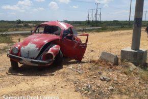 EN FALCÓN: Se mató abuelo que viajaba con sus esposa y nietos