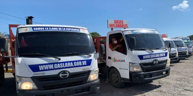 Más de 23.300 familias beneficiadas con gas doméstico en la parroquia Guerrera Ana Soto