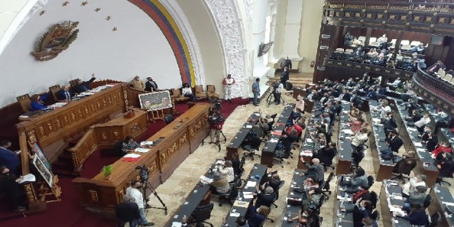 Parlamento aprueba acuerdos que anulan actos de la AN anterior y son base para el rescate de activos en el extranjero