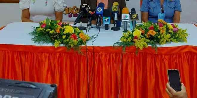 CONOCE LOS REGALOS PARA LA CIUDAD Y SUS HABITANTES / Alcalde Luis Jonás Reyes anunció la programación aniversario por los 469 años de Barquisimeto