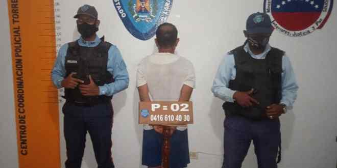 Detenido sujeto por abuso sexual a niño de 12 años en Carora
