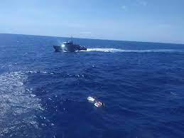 Inea confirma tres sobrevivientes y un fallecido en naufragio de Higuerote