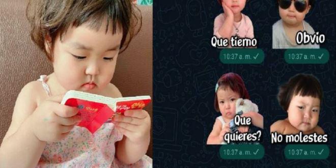 Madre de niña coreana pide a cibernautas no utilizar las fotos de su hija para hacer memes