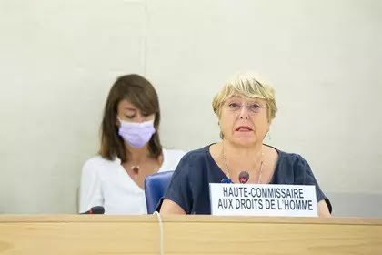 Bachelet admite que las sanciones contra Venezuela empeoran el acceso a los servicios básicos
