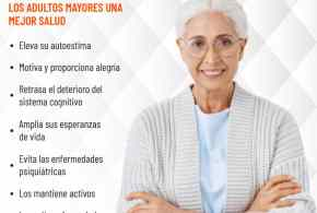 NUNCA ES TARDE PARA APRENDER / Estudiar es posible para gente mayor les proporciona nuevas competencias y beneficios a la salud
