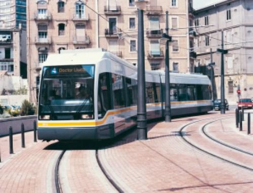 XX aniversario tranvía de Valencia