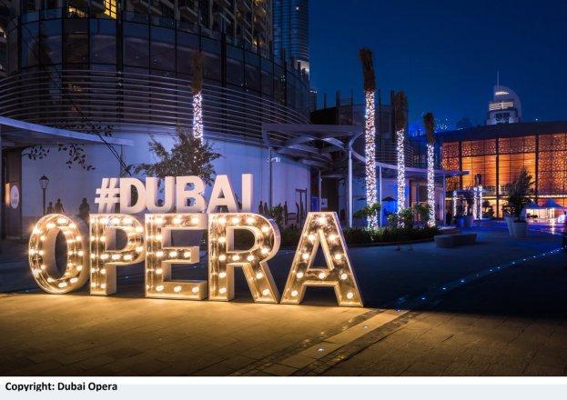 Dubái Ópera Siemens