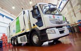 camión eléctrico Siemens