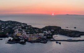 microgrid isla Ventotene