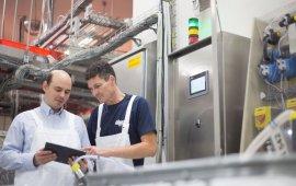 transformación digital Siemens