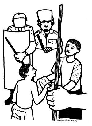 Evangelio según san Lucas (3,10-18), del domingo, 13 de diciembre de 2015