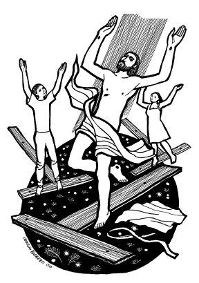 Evangelio según san Juan (20,1-9), del domingo, 27 de marzo de 2016