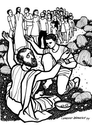 Evangelio según san Marcos (10,46-52), del domingo, 28 de octubre de 2018