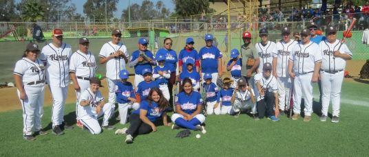 Beisbol Olimpiadas Especiales 56