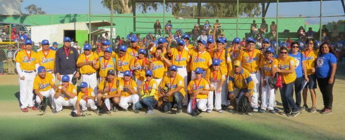 Beisbol Olimpiadas Especiales 60