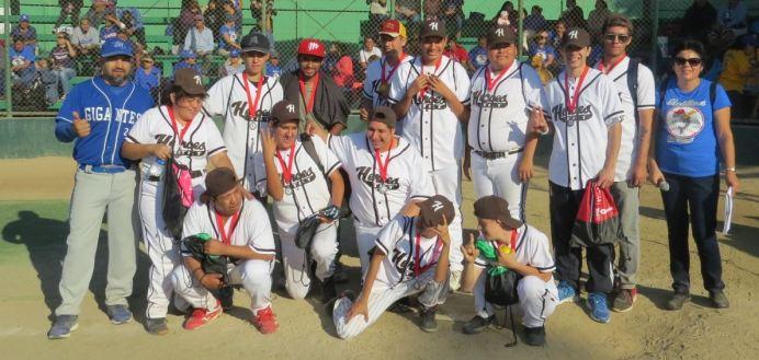 Beisbol Olimpiadas Especiales 61