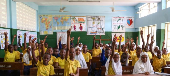Escuela de Tanzania