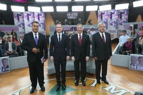 Candidatos en la UABC 1