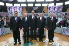 Candidatos en la UABC 2