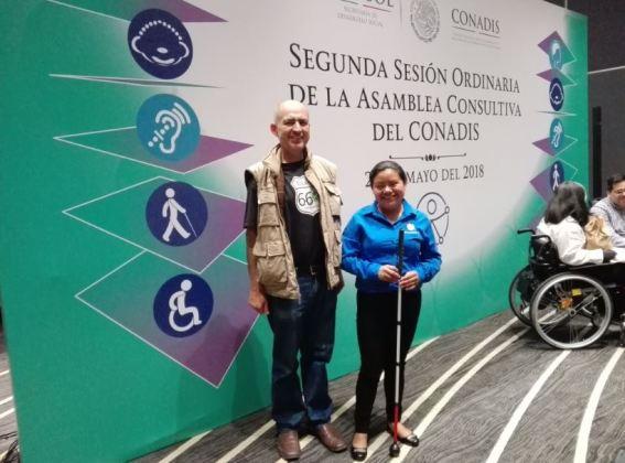 Yolanda Torres e Isaías Plascencia