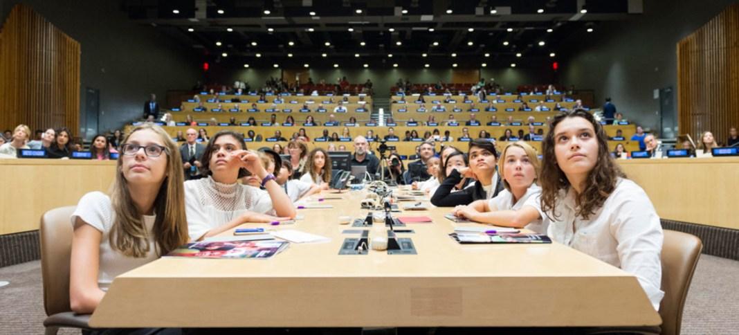 Estudiantes ONU