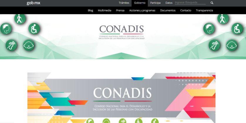 Conadis 2018