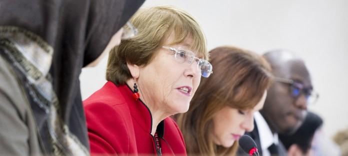 Bachelet ONU
