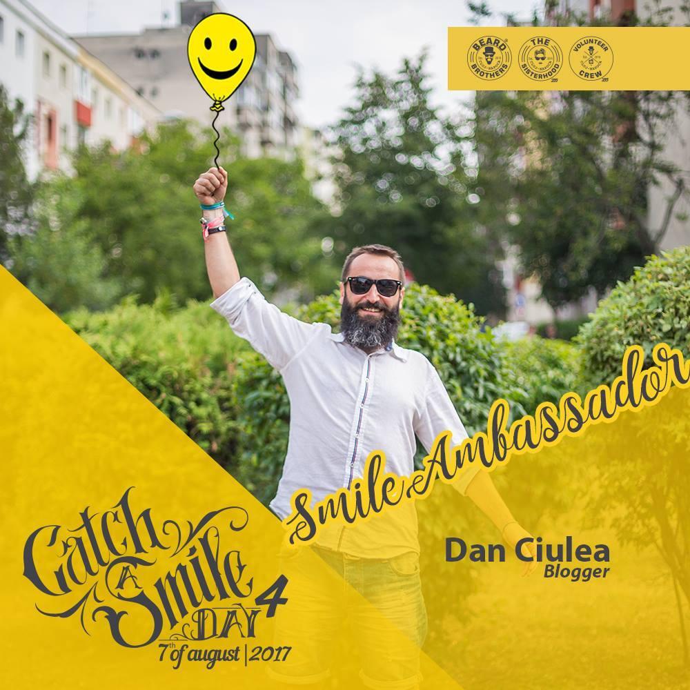 Dan Ciulea - Simle Ambassador 2017