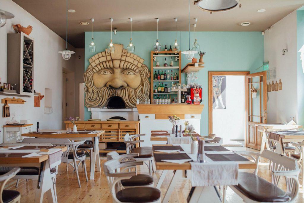 restaurant La Cuptor Sibiu