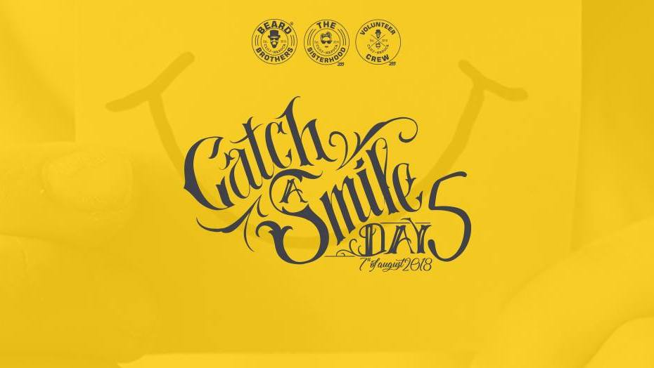 Catch a Smile Day #5 – 7 august 2018